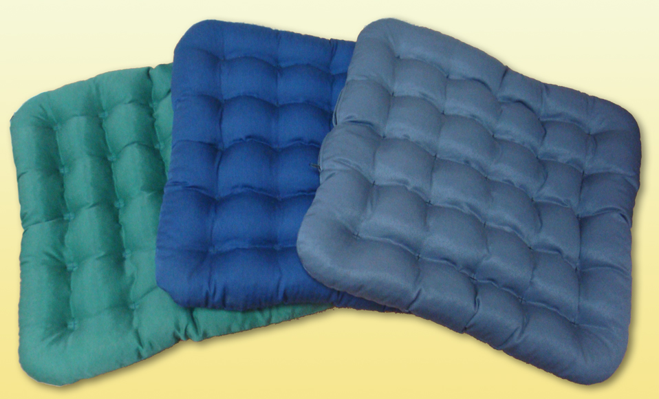 Как сшить подушку на кресло